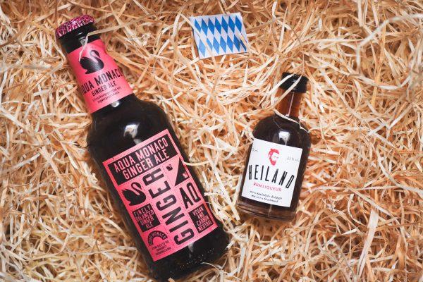 Rumliqueur und Ginger Ale: Drinks aus Bayern