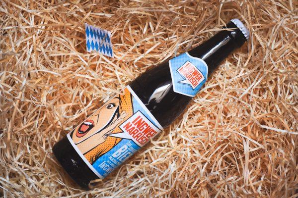 Ingwer Narrisch: Bier mit Ingwer aus Bayern